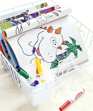 Use-Drying-Rack-Keep-Coloring-Books-Organized