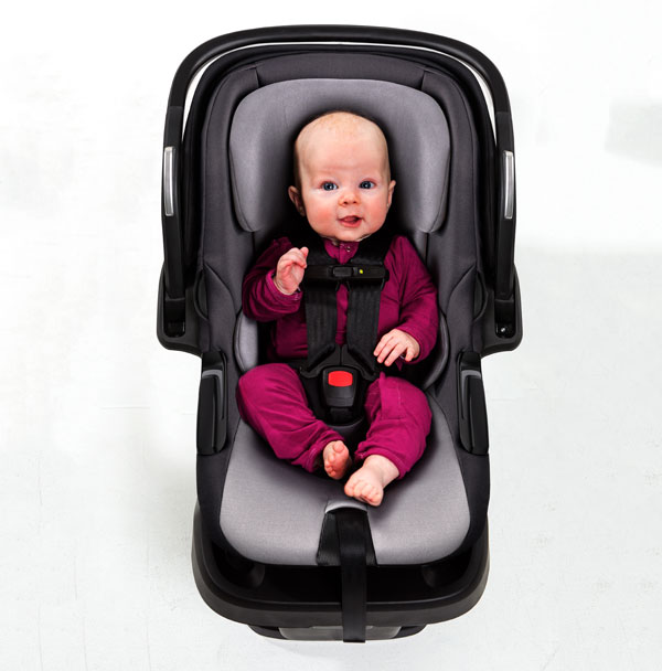 infant car seat lifestyle front