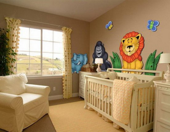 boy nursery room12