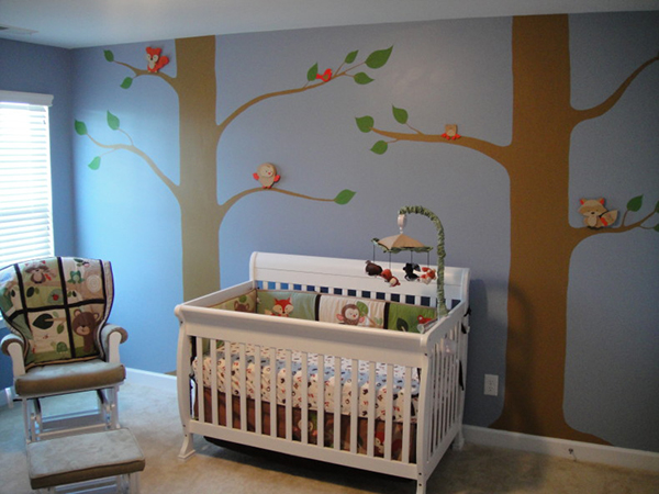 boy nursery room4