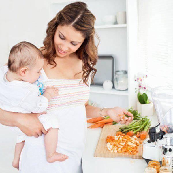 Τι να τρώτε και τι να αποφεύγετε κατά την διάρκεια του θηλασμού