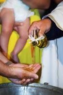 Βάπτιση - Οι υποχρεώσεις του νονού/νονάς (αναδόχου)