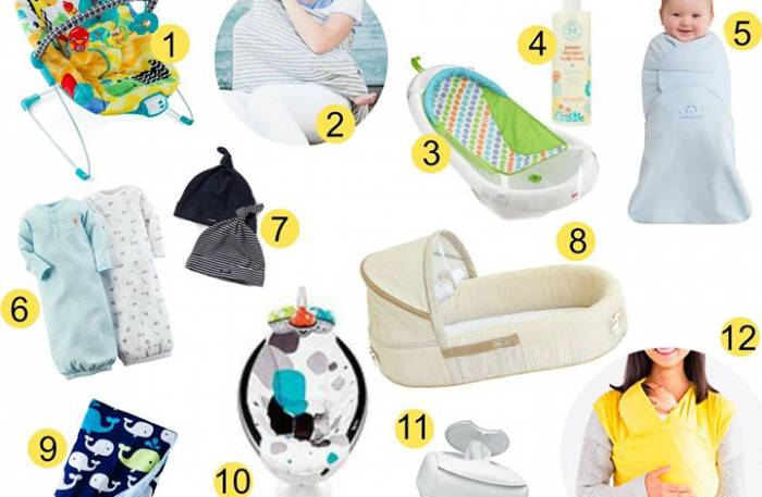8ed47925fdf Λίστα νεογέννητου μωρού: τα απαραίτητα | paidorama.com