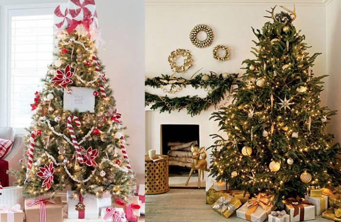 8 μυστικά για το πιο εντυπωσιακό χριστουγεννιάτικο δέντρο!