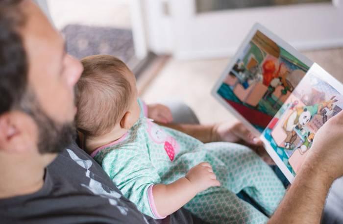 Γιατί οι μπαμπάδες τα καταφέρνουν καλύτερα με τα παιδιά;