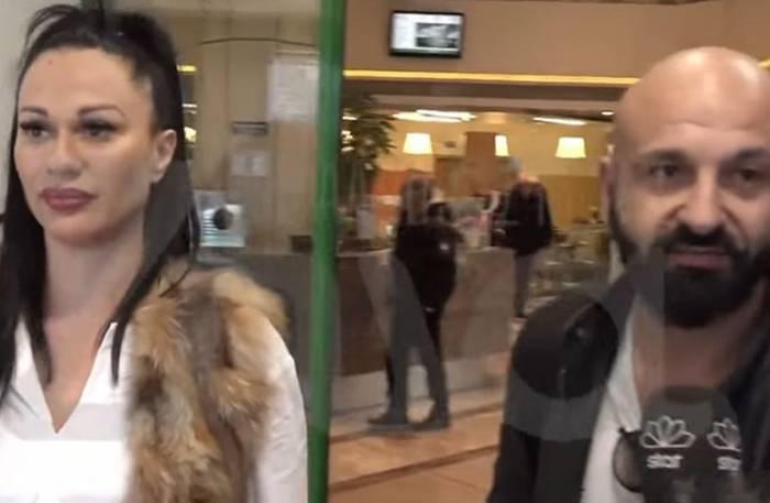 Συγλονίζει ο Υπάτιος Πατμάνογλου κατά την έξοδο από το μαιευτήριο (βίντεο)