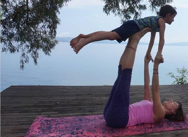 Τί είναι η yoga για παιδιά;