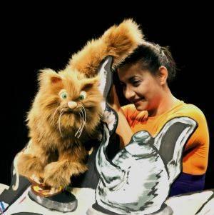 """Διαγωνισμός: Κερδίστε 2 διπλές προσκλήσεις για την παράσταση """"Μάρκος ο Γάτος"""" (29/3)"""