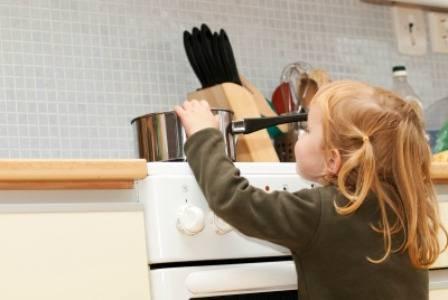 Ασφαλές σπίτι για το μικρό παιδί