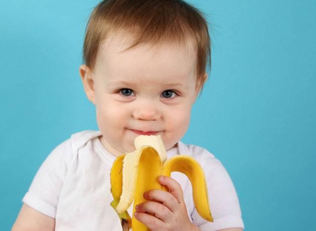 Συνταγές για βρέφη: Μπανάνα