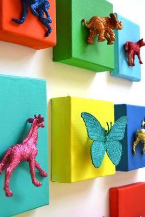 Πώς ανανεώνουμε το παιδικό δωμάτιο με ξεχασμένα παιχνίδια;