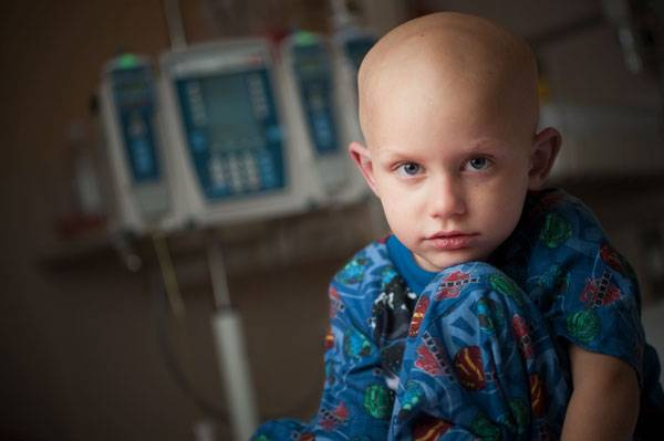 Παιδικός καρκίνος και λευχαιμία