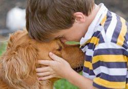 Πώς μπορείτε να κρατήσετε το παιδί σας ασφαλές  γύρω από τα κατοικίδια ζώα σας;