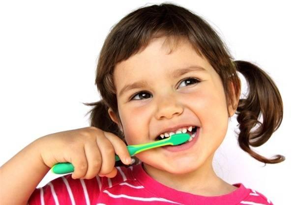 Κρατώντας τα δόντια του παιδιού υγιή