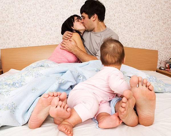 Προβλήματα στο σεξ μετά την εγκυμοσύνη