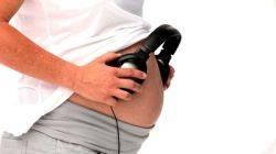 Τα έμβρυα επηρεάζονται από τους ήχους του περιβάλλοντός τους