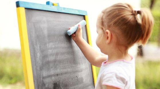 Όταν το παιδί αγαπάει το γράψιμο
