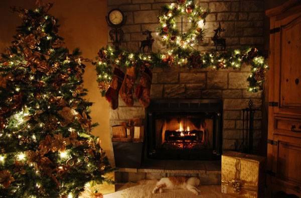 Η ιστορία για τα φωτάκια του Χριστουγεννιάτικου δένδρου