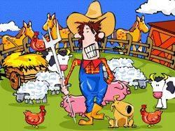 Τραγούδια για μωρά - Old McDonald had a farm