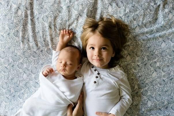 Προετοιμάστε το παιδί σας για το νέο αδελφάκι