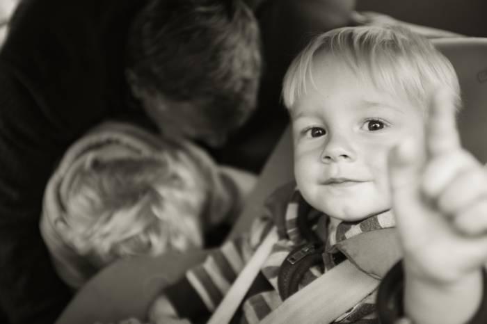 Πως τα παιδιά μας βοηθούν να γίνουμε πιο γενναίοι