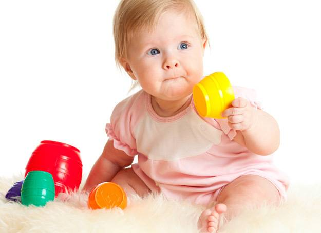 Τα χρήσιμα παιχνίδια και ο κατάλληλος χώρος παιχνιδιού για το μωρό