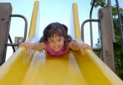 Αποφυγή κινδύνων στην παιδική χαρά.