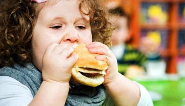 Υπέρβαρα παιδιά και κατανάλωση ζάχαρης.