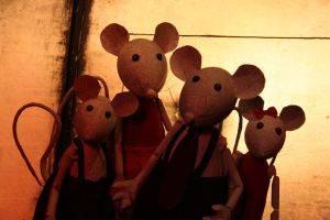 """Διαγωνισμός: Κερδίστε 2 διπλές προσκλήσεις για την παράσταση """"Ο ποντικός και η θυγατέρα του"""" (23/3)"""
