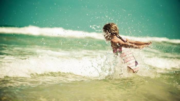 Συμβουλές για την προστασία από τον ήλιο, για τα μικρά παιδιά