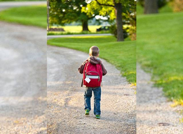 Σχολική τσάντα: Τι πρέπει να προσέξετε;