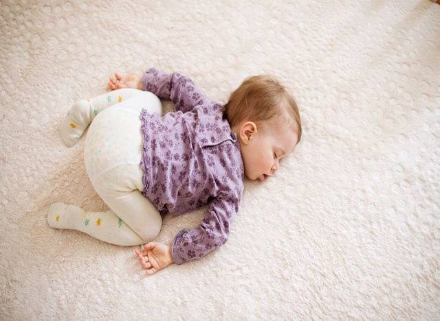 Το κατάλληλο περιβάλλον ύπνου για τα βρέφη και παιδιά