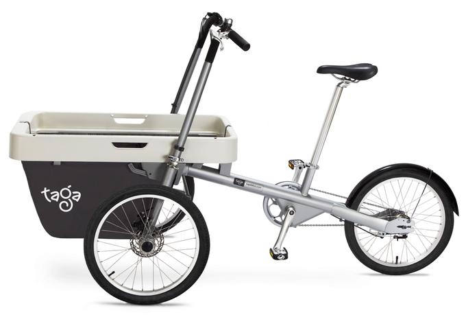 Ένα πρωτότυπο και προσιτό οικογενειακό ποδήλατο.