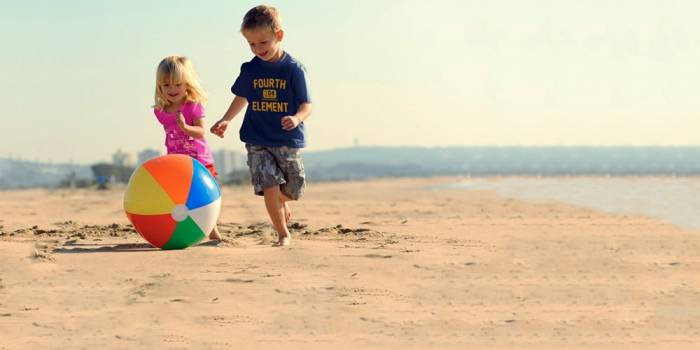 TOP οικογενειακές παραλίες