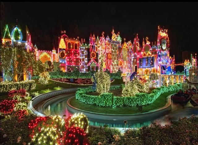 Τα 7 καλύτερα χριστουγεννιάτικα πάρκα στην Ελλάδα!