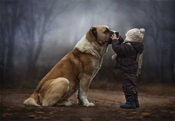 Ο σκύλος έκανε τον Φώτη να μιλήσει...