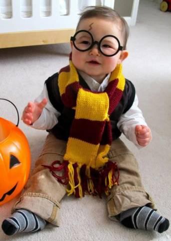 Αποκριάτικες στολές για παιδιά: Χάρρυ Πόττερ