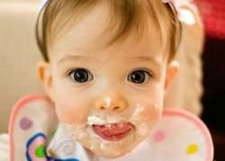 Μωρό και διατροφή: εισαγωγή στερεάς τροφής