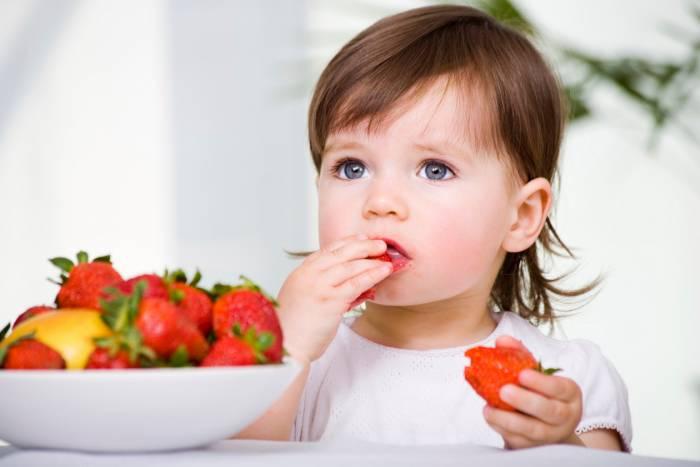 Σούπερ τροφές για υγιή μωρά!