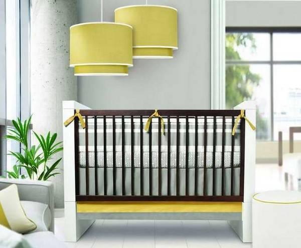 Συμβουλές για το δωμάτιο του μωρού σας