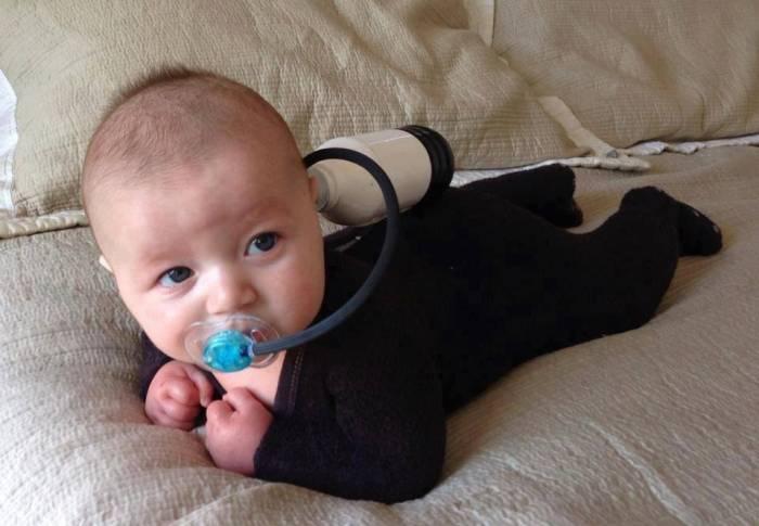 Αποκριάτικες στολές για παιδιά: Μικρός δύτης