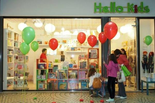 """Το νέο βιβλιοπωλείο """"hello kids"""" κάνει διαγωνισμό για τα εργαστήριά του"""