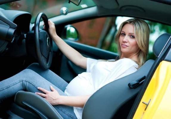 Αυξημένος ο κίνδυνος τροχαίου για τις εγκύους οδηγούς