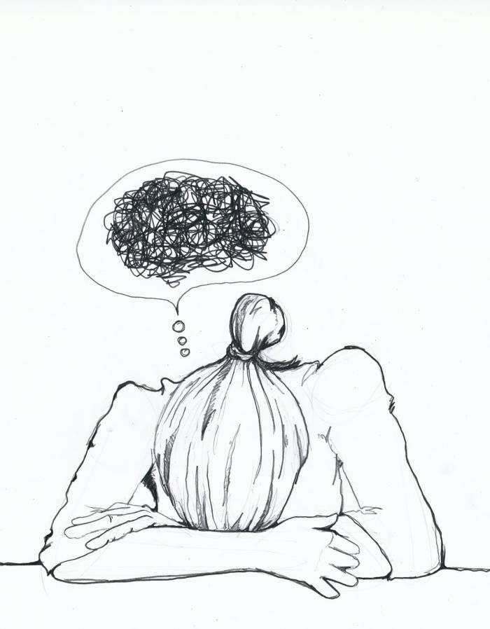 Αντιμετωπίζοντας το άγχος των εξετάσεων.