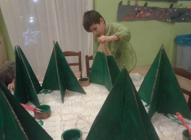 Εργαστήρια Χριστουγέννων!
