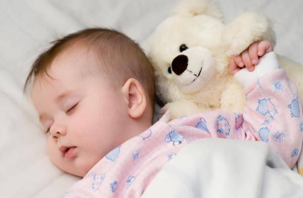 Μπορεί το μωράκι σας να κοιμηθεί οπουδήποτε;