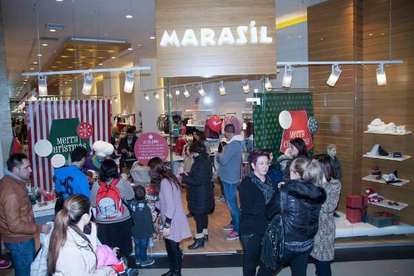 Τις πιο «γλυκές» χριστουγεννιάτικες αναμνήσεις  χάρισε στα παιδιά η MARASIL 2014