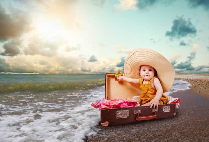 Παιδιά και διακοπές: Τι διακοπές προτιμάει το μικρό σας ζουζούνι;
