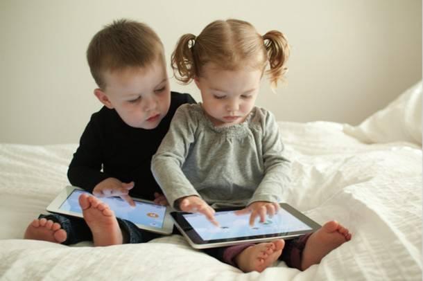 Παιδιά και iPads. Τα υπέρ και τα κατά