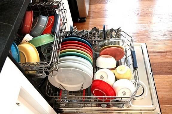 Πως καθαρίζουμε το πλυντήριο των πιάτων